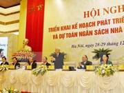 Gobierno vietnamita inicia última reunión con poderes locales en 2017