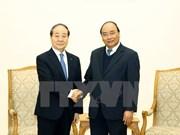Premier de Vietnam promete óptimas condiciones para empresas de Sudcorea