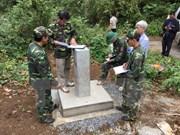 Provincia vietnamita completa tareas de demarcación fronteriza en 2017