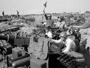 Victoria de batalla aérea Dien Bien Phu, muestra de visión de Ho Chi Minh