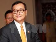 Camboya: Expresidente del partido opositor declarado culpable por difamación