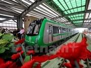 Aceleran ritmo de construcción del ferrocarril elevado Cat Linh- Ha Dong