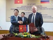Vietnam y Rusia cooperan en producción de automóviles