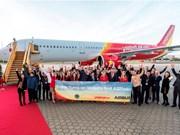 VietJet recibe el primer avión A321neo en Sudeste de Asia