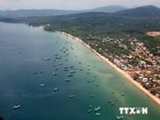 Phu Quoc recibe a más de ocho mil turistas extranjeros en primeros días de 2018