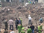 Explosión en provincia vietnamita mata a dos niños