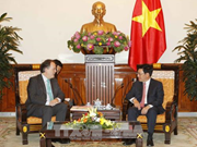 Vietnam y Reino Unido robustecen asociación estratégica