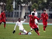 Vietnam empata 1-1 ante Palestina en partido amistoso