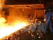 Fabricante vietnamita de acero reporta fuerte crecimiento en 2017