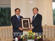 Ciudad Ho Chi Minh atesora amistad con localidades de Laos