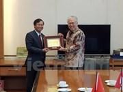 Relación Vietnam- Indonesia contribuye al desarrollo de ASEAN