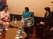 India por ampliar cooperación con la ASEAN