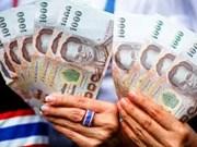 Tailandia experimentará en 2018 apreciación del baht, según expertos