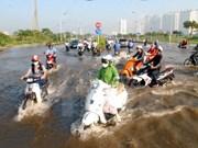 Urgen soluciones efectivas para inundaciones en Ciudad Ho Chi Minh