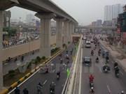 Inauguran en Hanoi construcción de viaducto en cinturón 3