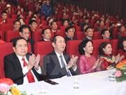 Presidente de Vietnam reconoce contribuciones de Cruz Roja