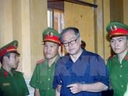 Abren en Vietnam juicio sobre grave caso de delito económico