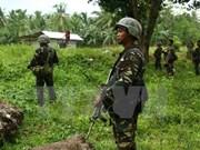 Ejército filipino aplasta intento de ataque de rebeldes en el Sur