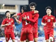 Equipo nacional de Vietnam listo para ronda final de Campeonato Asiático sub-23