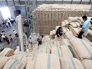 Exportaciones de arroz de Tailandia alcanzan nuevo récord en 2017