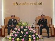 Vietnam y Japón trazan directrices para cooperación en defensa