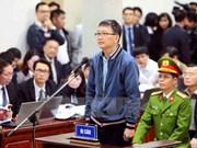 Continúan en Vietnam juicio contra exfuncionarios de empresa petrolera estatal
