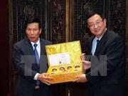 Exposición de pinturas resalta similitud en tradiciones culturales Vietnam – China
