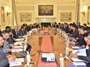 Indonesia e India sostienen primer diálogo de seguridad