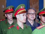 Concluye primera jornada de juicio contra Pham Cong Danh