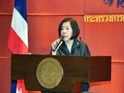 Tailandia y Reino Unido promueven cooperación en diversos aspectos