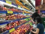 Frutas y verduras tailandesas conquistan mercado vietnamita