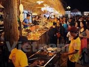 Festival gastronómico ameniza el ambiente de Ciudad Ho Chi Minh