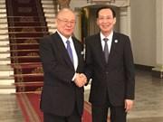 Fomentan vínculos para celebración del Festival Vietnam- Japón 2018