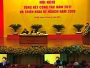 Gobierno de Vietnam acompañará al Grupo Nacional de Petróleo y Gas, dijo vicepremier