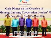 Cumbre de Cooperación Mekong-Lancang emite Declaración de Phnom Penh