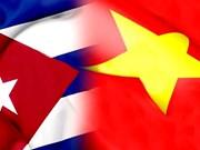 Vietnam interesado en fomentar la solidaridad tradicional con Cuba
