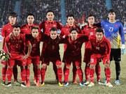 Vietnam debutó con buen rendimiento en Campeonato Asiático de fútbol Sub-23