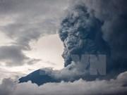 Vuelve a entrar en erupción volcán en Bali