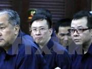 Continúan juicio contra Pham Cong Danh y secuaces