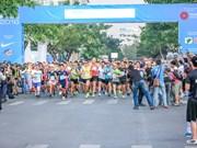 Ocho miles atletas participan en concurso internacional de maratón Ciudad Ho Chi Minh 2018