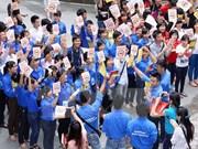 Nutrida participación en Campaña de Primavera voluntaria 2018