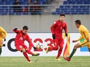 Vietnam consigue histórica victoria ante Australia en Campeonato Asiático de Sub-23