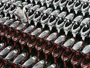 Vietnam registra aumento significativo en venta de motocicletas en 2017