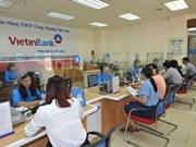 Banco vietnamita logra ingreso antes de impuestos de 450 millones de dólares