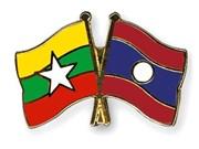 Laos y Myanmar por intensificar cooperación