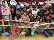 Myanmar y Bangladesh impulsan repatriación de refugiados rohingyas