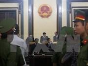 Corte continúa interrogación sobre caso de Pham Cong Danh