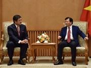 Vietnam y empresa japonesa fortalecen cooperación energética