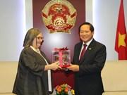 Vietnam y Google fomentan cooperación en prevención de informaciones erróneas