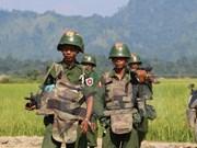 Myanmar: más de 40 heridos y muertos en enfrentamiento entre manifestantes y policías
